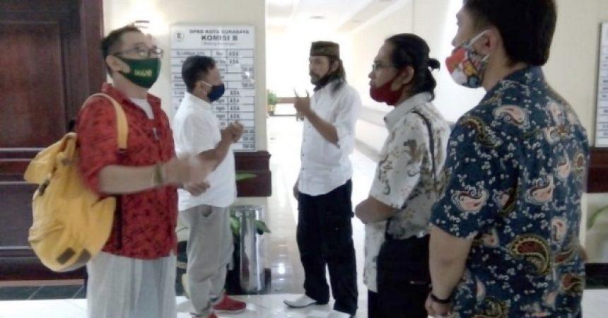 Keluhkan Fasilitas Gedung Hi Tech Mall Pedagang Ite Dan Umkm Mengadu Ke Dewan Suarapubliknews Net